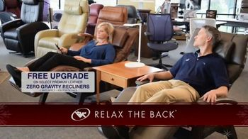 Relax the Back TV Spot, 'Live Well and Give Well' - Thumbnail 4