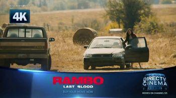 DIRECTV Cinema TV Spot, 'Rambo: Last Blood'
