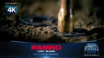 DIRECTV Cinema TV Spot, 'Rambo: Last Blood' - Thumbnail 3