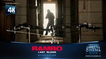 DIRECTV Cinema TV Spot, 'Rambo: Last Blood' - Thumbnail 5