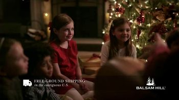 Balsam Hill Cyber Week Savings TV Spot, 'Magical Moments: 50 Percent Off' - Thumbnail 4