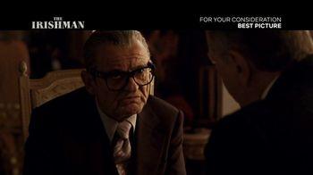 Netflix TV Spot, 'The Irishman'