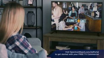 Spectrum Reach TV Spot, 'Jeanne's Cafe and TJ's Auto'