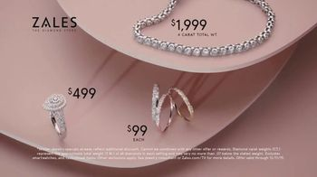 Zales Winter Jewelry Sale TV Spot, 'Holidays: The Diamond in Your Life' - Thumbnail 10
