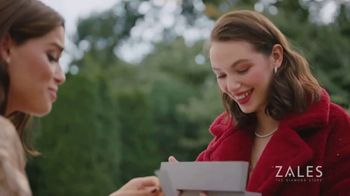 Zales Winter Jewelry Sale TV Spot, 'Holidays: The Diamond in Your Life' - Thumbnail 2