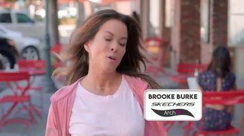 SKECHERS Arch Fit TV Spot, 'Enjoy My Day' Featuring Brooke Burke
