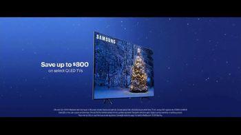 Best Buy Samsung Savings Event TV Spot, 'Snow Angel' - Thumbnail 8
