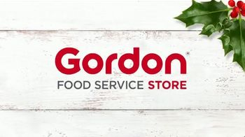 Gordon Food Service Store TV Spot, 'Holidays: Most Wonderful Deals of the Year' - Thumbnail 1