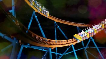 Six Flags Holiday in the Park TV Spot, 'Northern California's Biggest & Brightest: 70 Percent Off' - Thumbnail 5