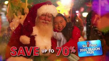 Six Flags Holiday in the Park TV Spot, 'Northern California's Biggest & Brightest: 70 Percent Off' - Thumbnail 6