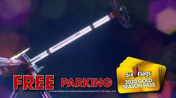 Six Flags Holiday in the Park TV Spot, '70 Percent Off Season Passes and Gold Upgrade' - Thumbnail 8