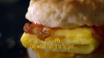 McDonald's TV Spot, 'Biscuits All the Way' - Thumbnail 4