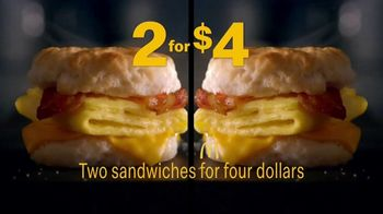 McDonald's TV Spot, 'Biscuits All the Way' - Thumbnail 5