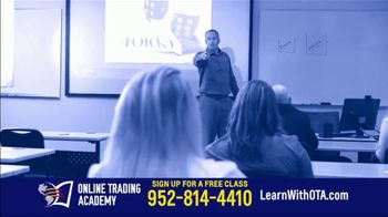 Online Trading Academy TV Spot, 'Confidence' - Thumbnail 9