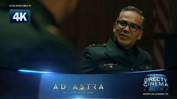 DIRECTV Cinema TV Spot, 'Ad Astra' - Thumbnail 1