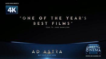 DIRECTV Cinema TV Spot, 'Ad Astra' - Thumbnail 6