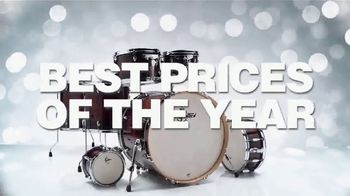 Guitar Center Best Prices of the Year TV Spot, 'Holidays: Great Gifts' Song by Lookas