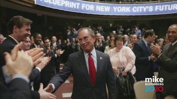 Mike Bloomberg 2020 TV Spot, 'Middle Class Kid'