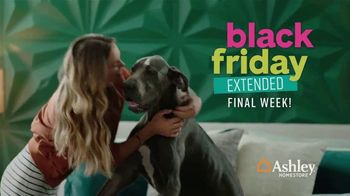 Ashley HomeStore Black Friday Sale TV Spot, 'Hot Buys: 50 Percent Off' Song by Midnight Riot - Thumbnail 2
