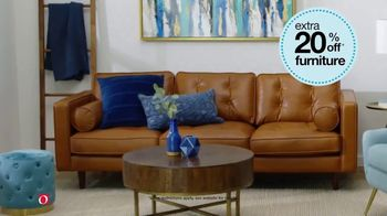 Overstock.com Cyber Week Blowout TV Spot, 'Rugs and Furniture: 20 Percent Off' - Thumbnail 5