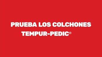 Mattress Firm Venta de Cyber Monday TV Spot, 'Los colchones Tempur-Pedic' [Spanish] - Thumbnail 7