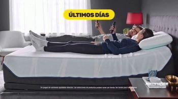 Mattress Firm Venta de Cyber Monday TV Spot, 'Los colchones Tempur-Pedic' [Spanish] - Thumbnail 2