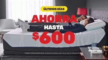 Mattress Firm Venta de Cyber Monday TV Spot, 'Los colchones Tempur-Pedic' [Spanish] - Thumbnail 3