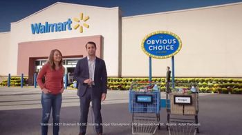 Walmart TV Spot, 'Obvious Choice Challenge: Erin'
