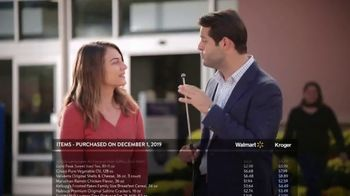 Walmart TV Spot, 'Obvious Choice Challenge: Erin' - Thumbnail 3