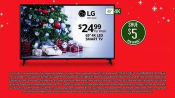 Rent-A-Center TV Spot, 'Got a Bigger Screen on Your Wish List?'