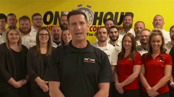 One Hour Heating & Air Conditioning TV Spot, 'Holidays: From Our Family to Yours' - Thumbnail 1