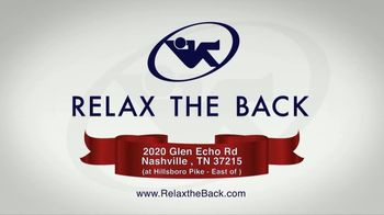 Relax the Back TV Spot, 'Holidays: Car Seats and Massage Chairs' - Thumbnail 7