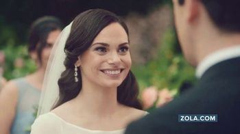 Zola TV Spot, 'Wedding Planning for Couples Getting Married Today'