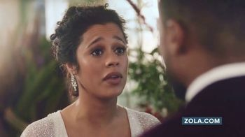 Zola TV Spot, 'Wedding Planning for Couples Getting Married Today' - Thumbnail 5