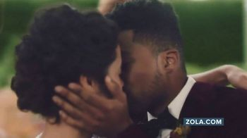 Zola TV Spot, 'Wedding Planning for Couples Getting Married Today' - Thumbnail 8