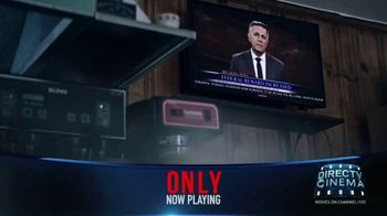 DIRECTV Cinema TV Spot, 'Only' - Thumbnail 7