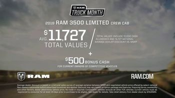 Ram Truck Month TV Spot, 'The Truck You Need' [T1] - Thumbnail 9