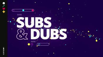 FUNimation App TV Spot, 'World of Anime: Subs & Dubs' - Thumbnail 3