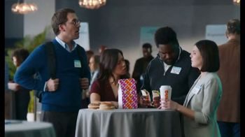 Dunkin' Go2s TV Spot, 'Name Tag' - Thumbnail 5