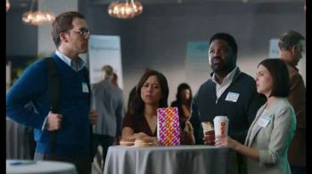 Dunkin' Go2s TV Spot, 'Name Tag' - Thumbnail 7