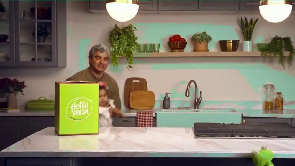 HelloFresh TV Commercial, 'The Glicken Family: 10 Free Meals'