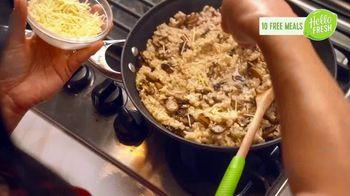 HelloFresh TV Spot, 'The Glicken Family: 10 Free Meals' - Thumbnail 5