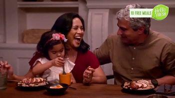 HelloFresh TV Spot, 'The Glicken Family: 10 Free Meals' - Thumbnail 8