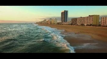 Visit Virginia Beach TV Spot, 'Live the Life: We're Open'