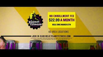 Planet Fitness PF Black Card TV Spot, 'All the Perks: No Enrollment Fee' - Thumbnail 9