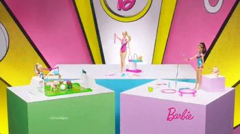 Barbie World of Sports TV Spot, 'Let's Dive In' - Thumbnail 1