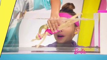 Barbie World of Sports TV Spot, 'Let's Dive In' - Thumbnail 2