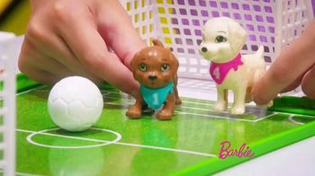 Barbie World of Sports TV Spot, 'Let's Dive In' - Thumbnail 4