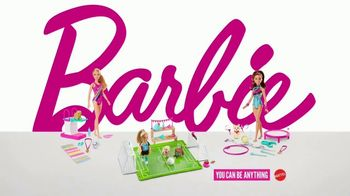 Barbie World of Sports TV Spot, 'Let's Dive In' - Thumbnail 7