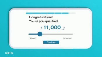 SoFi TV Spot, 'Get Your Money Right: Personal Loans' Song by Labrinth - Thumbnail 3